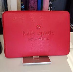 New! Kate Spade sienne logo laptop bag
